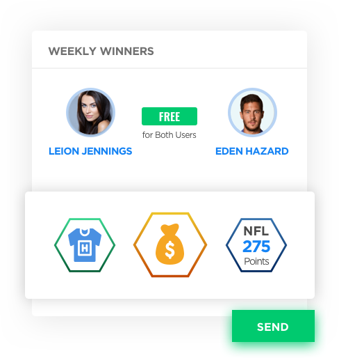 fantasy football software with bankroll builder by Vinfotech