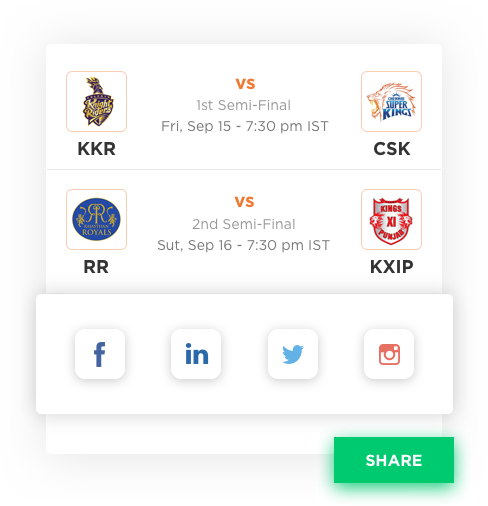 fantasy sports software development share & invite by Vinfotech