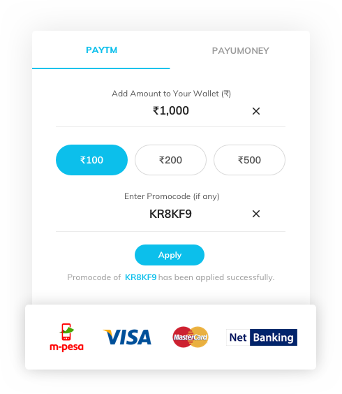 fantasy sports web design with multiple payment gateways by Vinfotech