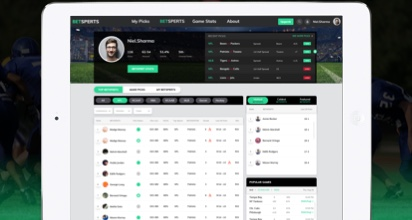 Sports betting software development partnership between betsperts & vinfotech