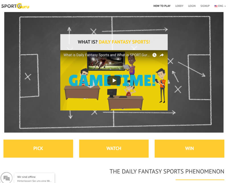 become manager of your own football dream team with sport guru