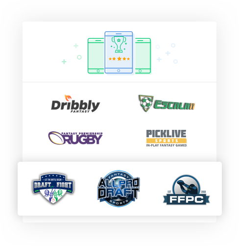 Fantasy football league development by Vinfotech