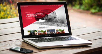Road Trippers Club - Social Network Development for Mahindra by Vinfotech